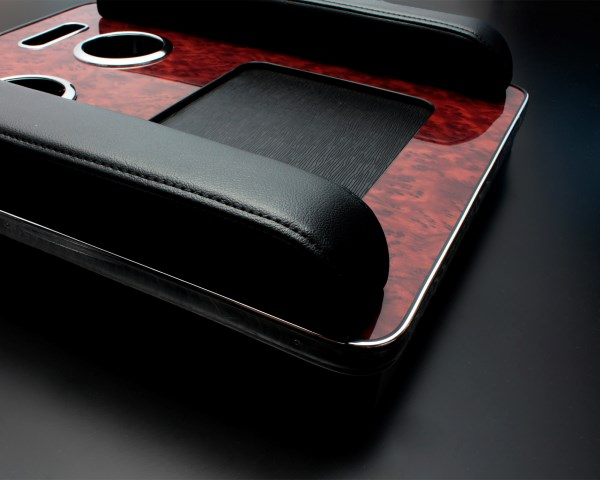 Console tray with Armrest for DX