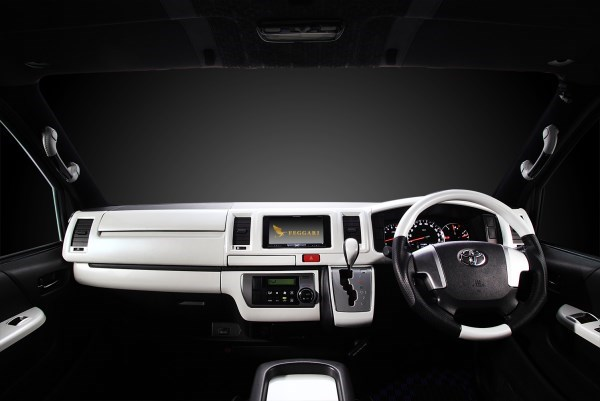 High grade interior panel wide body for dx